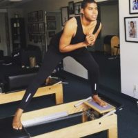 """""""Creo que el cambio me ha ayudado a llevar la vida que siempre quise llevar"""", confesó al portal TMZ Foto:vía instagram.com/ejjohnson_"""