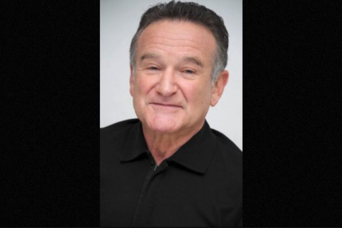 1. Robin Williams murió ahorcado Foto: Getty Images