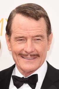 """El actor ahora tiene 59 años y es reconocido por protagonizar la serie """"Breaking Bad"""". Foto:Getty Images"""