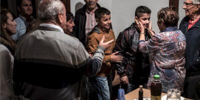 La impactante ocupación por ISIS de una gigantesca franja de territorio iraquí pone en evidencia el aislamiento de las comunidades suníes. Foto:AFP