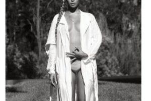 Beyoncé mide 1.69 metros. Foto:Flaunt Magazine
