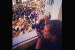 Antonio Banderas se trasladó a Londres para comenzar a estudiar la carrera de diseño de modas Foto:Instagram/antoniobanderasoficial