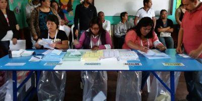 Petapa votó por un candidato y el alcalde será otro por falta de finiquito