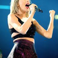 """La cantante consiguió el reconocimiento de la Academia de la Televisión por su show interactivo """"Amex UNSTAGED: Taylor Swift Experience"""". Foto:Getty Images"""