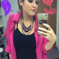 """Su gran debut como actriz fue en """"Patito Feo"""", pero al terminar se alejó de la fama para concluir sus estudios. Foto:vía instagram.com/salazarcamille"""