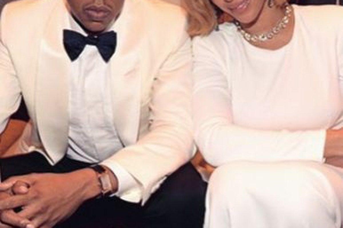 En 2011, Beyoncé anunció su embarazo también en los premios MTV Video Music Awards. Foto:vía instagram.com/beyonce