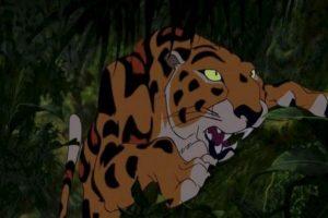 """""""Finalmente, construyen una casa en el árbol y un leopardo se los come, así que su niño es criado por gorilas"""", mencionó en relación a los hechos de la película """"Tarzán"""". Foto: IMDB"""