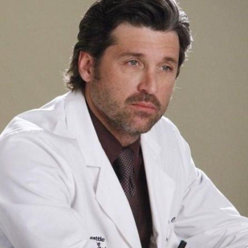 """Es mejor conocido por su personaje """"Derek Shepherd"""" en la serie """"Grey's Anatomy"""" Foto:IMDb"""