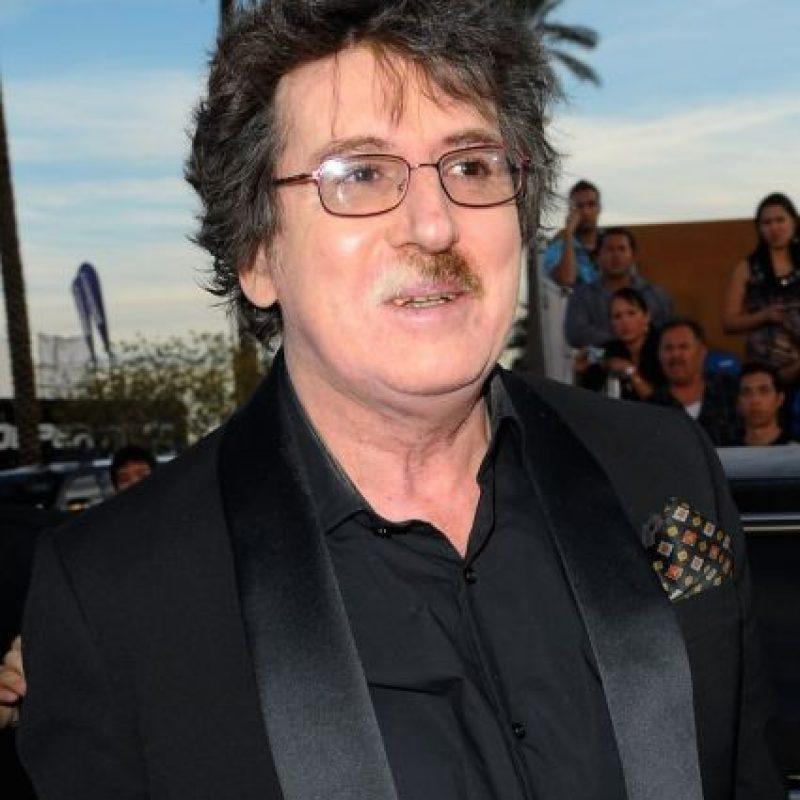 Es considerado uno de los íconos del rock argentino. Foto:Getty Images