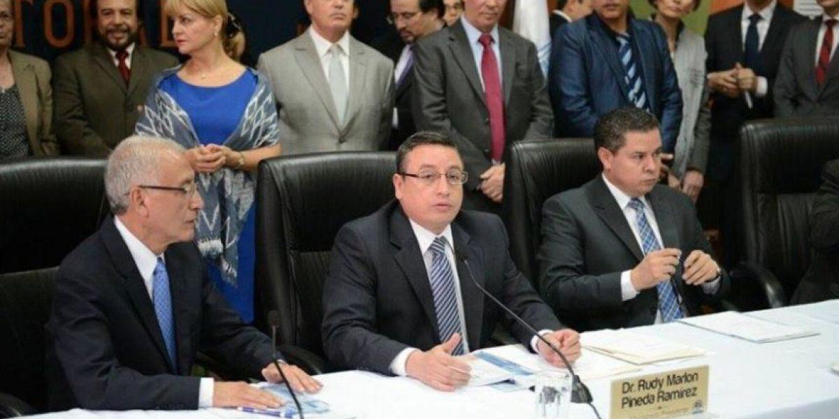 La OEA llama a respetar la institucionalidad del TSE