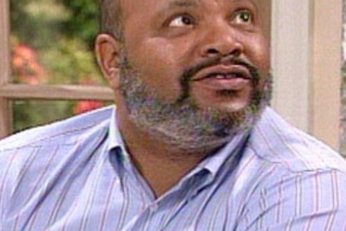 """El tío """"Philip"""" destacaba por ser un hombre elegante. Foto:vía facebook.com/TheFreshPrinceofBelAir"""