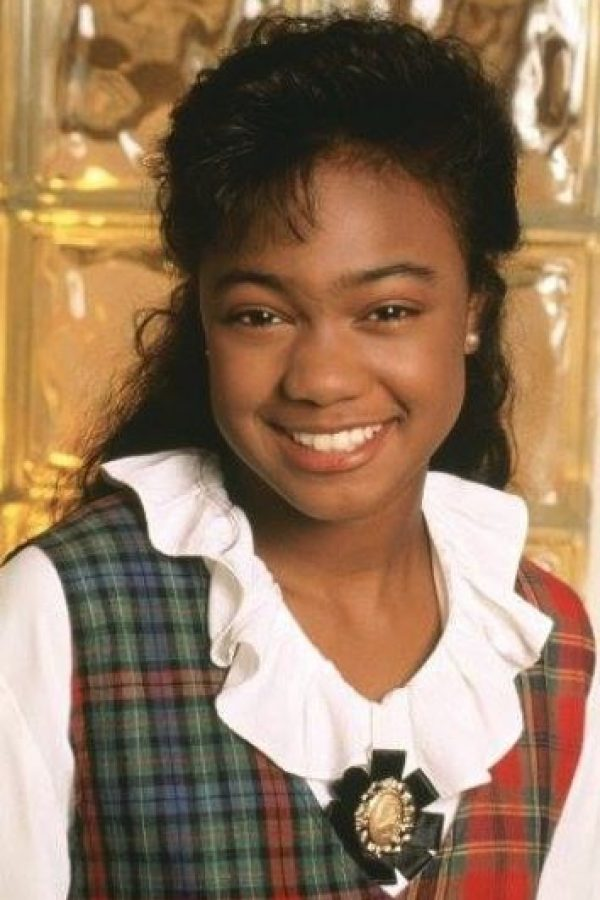 "La actriz interpretó a la tercer hija de los ""Banks"", ""Ashley Banks"" Foto: vía facebook.com/TheFreshPrinceofBelAir"