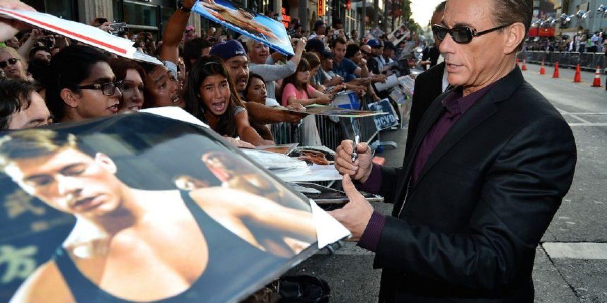 Jean-Claude Van Damme estrenó un divertido baile en las redes sociales