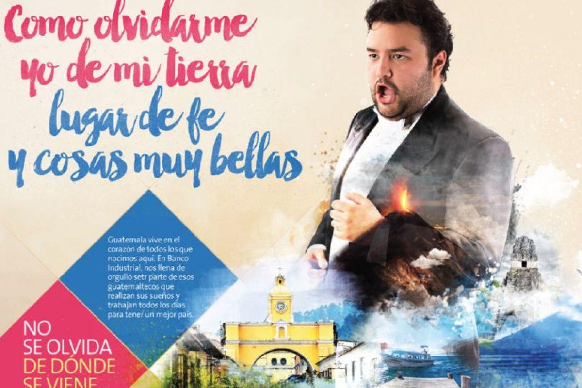 Foto:Cortesía Banco Industrial