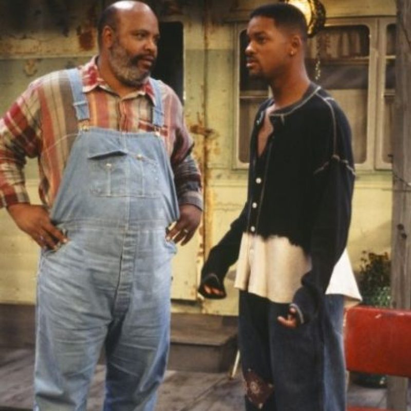 """Interpretó a """"Philip Banks"""", el patriarca de esta familia y tío de """"Will"""". Foto:IMDB"""