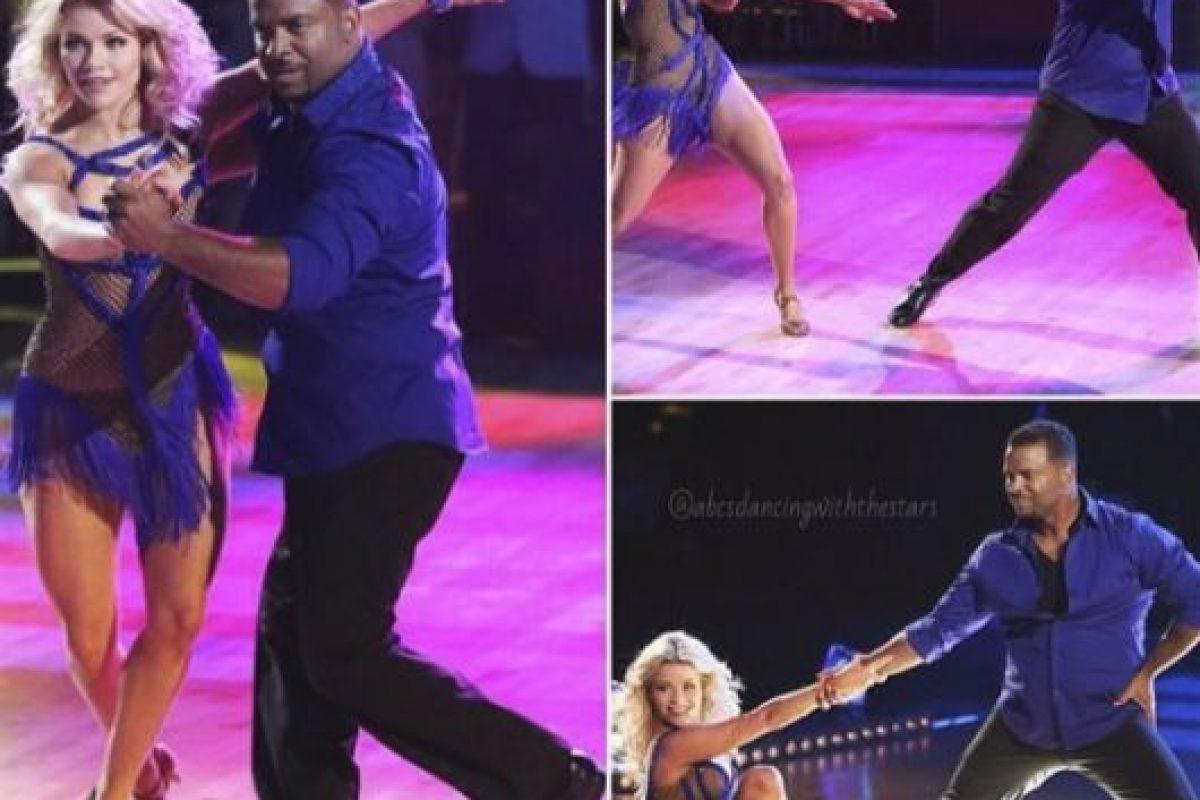 """Es una estrella del reality show """"Dancing With the Stars"""" y una celebridad de internet por el famoso baile de """"Carlton"""". Foto:vía instagram.com/therealalfonsoribeiro"""