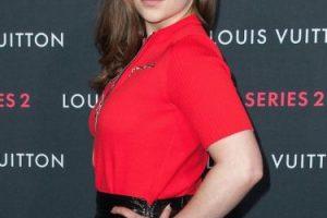 La actriz mide 1.57 m Foto:Getty Images