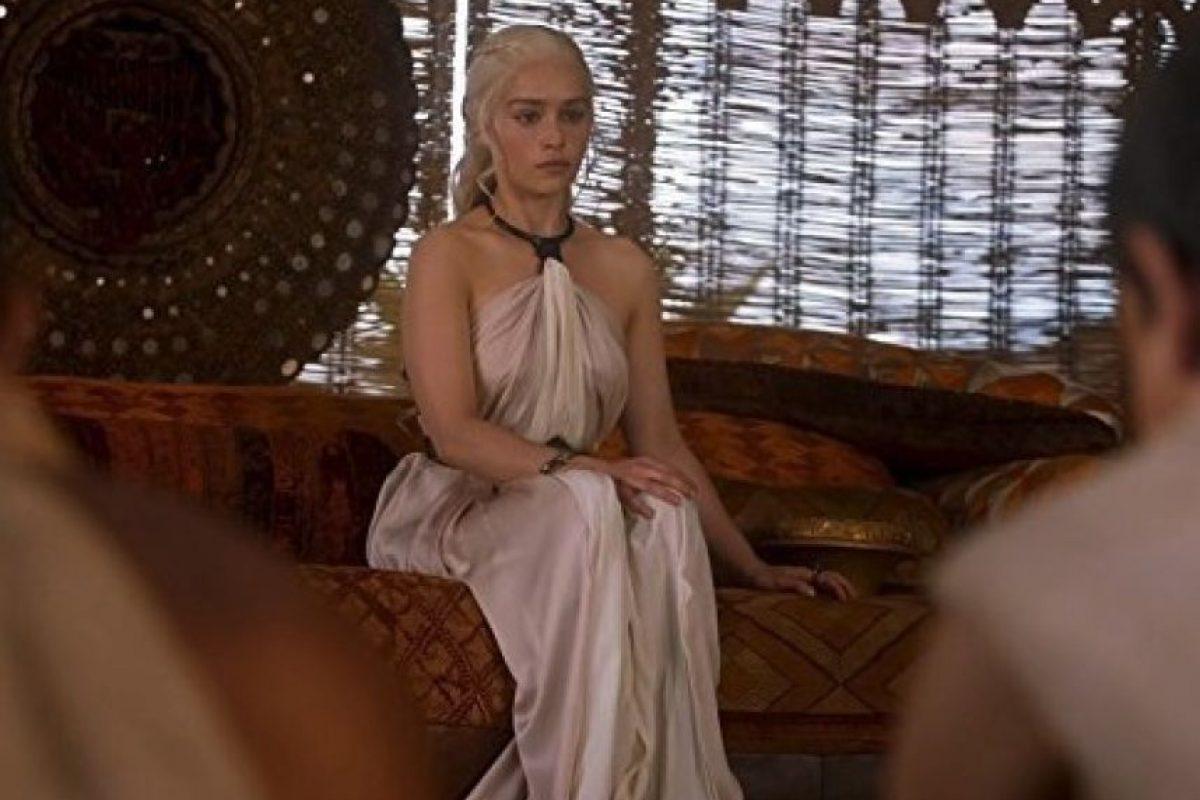 """Por su trabajo en la serie de HBO, fue nominada a los premios Emmy como """"Mejor Actriz de Reparto en una serie dramática"""". Foto:IMDB"""