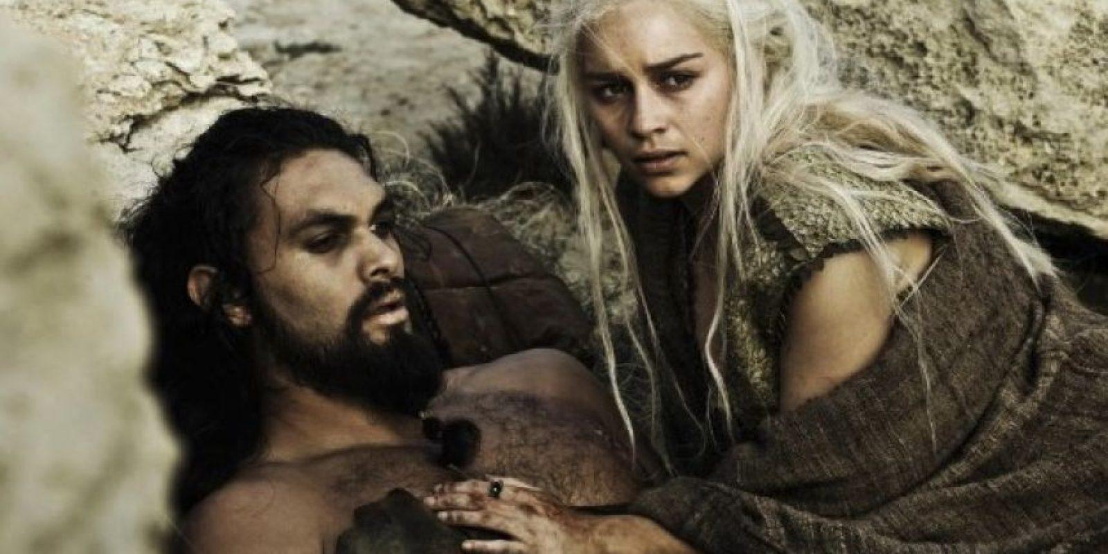 """Antes de participar en la serie no había leído los libros de """"Games of Thrones"""" Foto:IMDB"""
