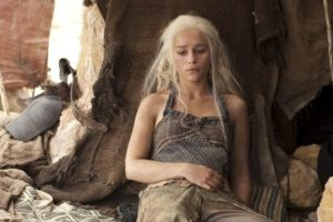 Emilia tiene 28 años. Foto:IMDB