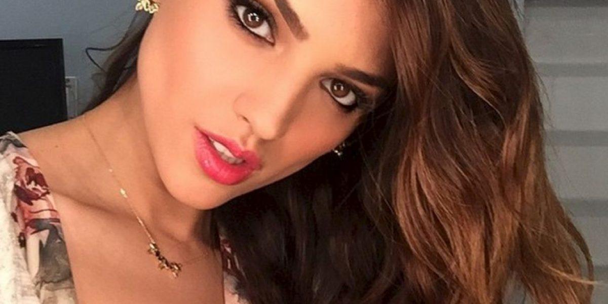 Fotos: Eiza González posó con atrevido escote en Instagram