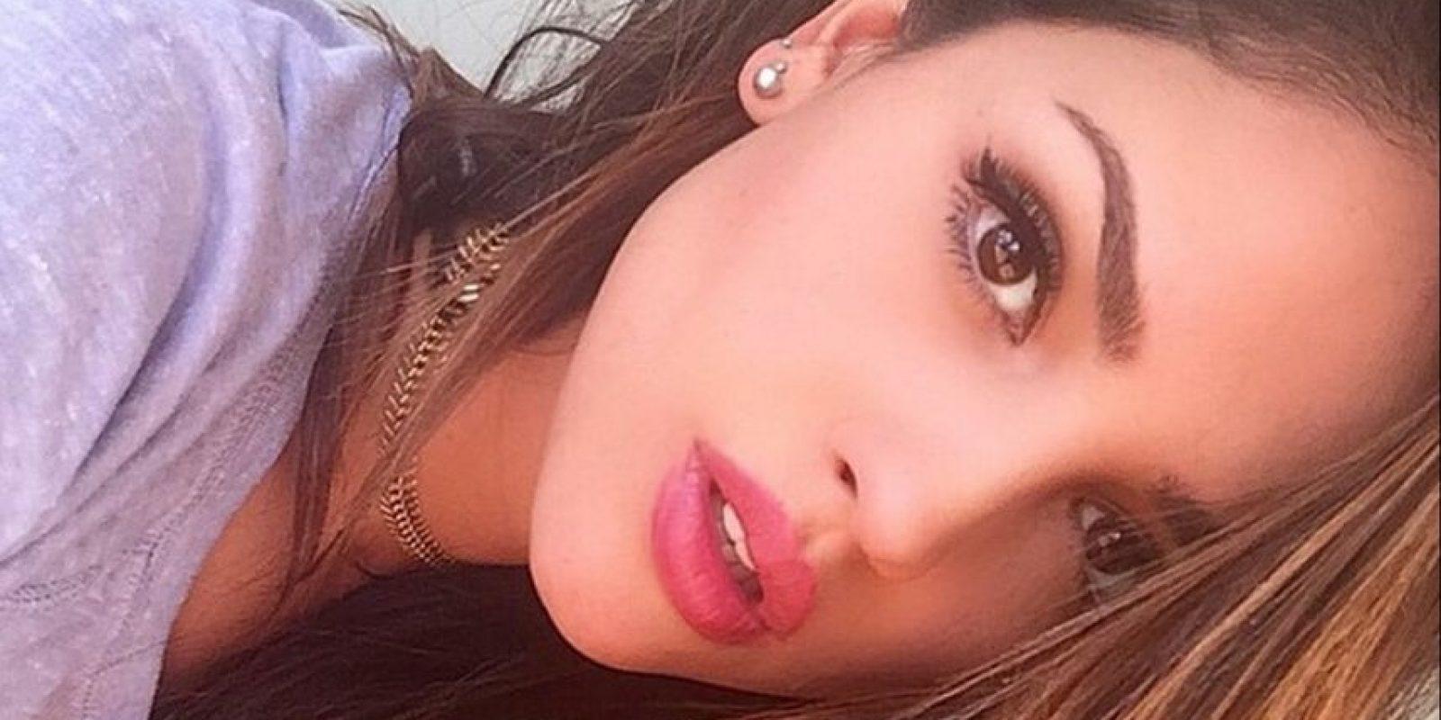 Foto:vía instagram.com/eizagonzalez
