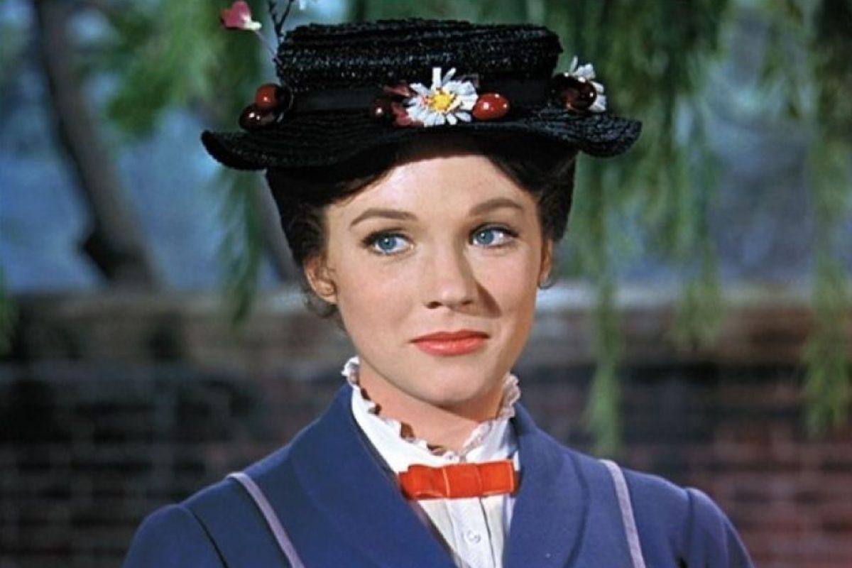"""""""Mary Poppins"""" es una película musical de Walt Disney Foto:IMDb"""