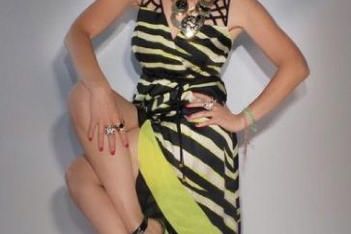 Así luce la actriz en la actualidad. Foto:vía instagram.com/thalia
