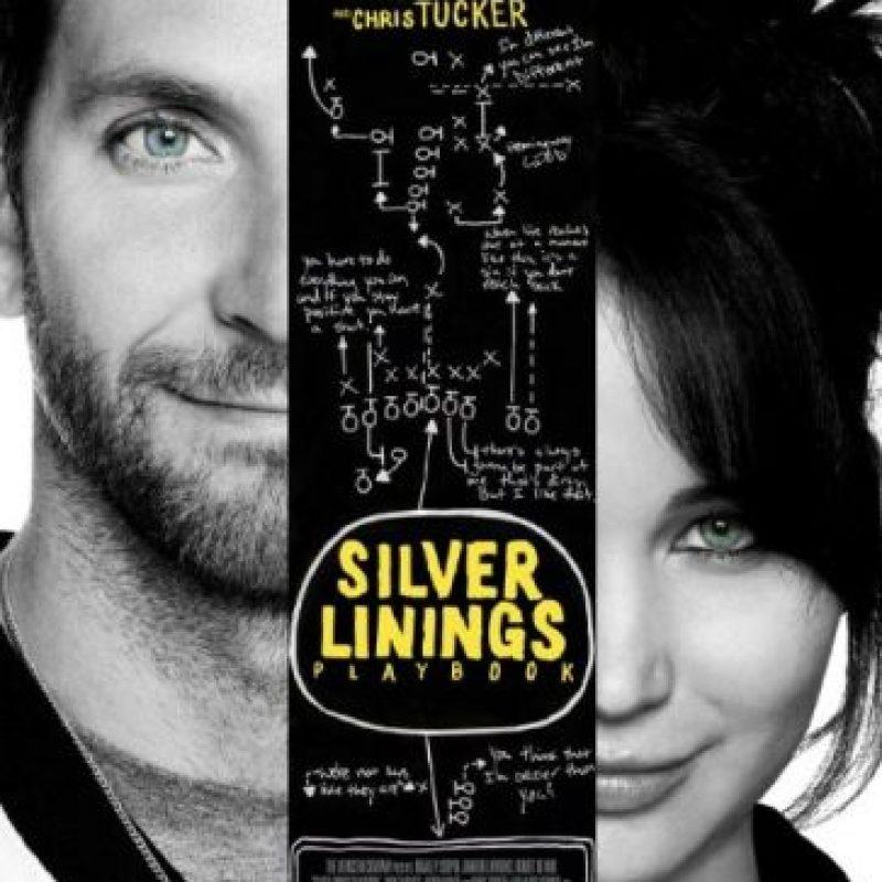 """""""Silver Linings"""" (""""El lado bueno de las cosas"""") Foto:IMDb"""