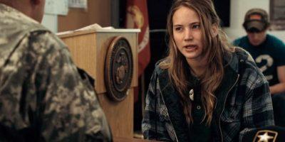 """13. Con """"Winte's Bone"""" consiguió su primera nominación a los Oscar en 2011 Foto:IMDb"""