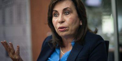 Sandra Torres, la primera mujer que pasa a segunda vuelta por la presidencia