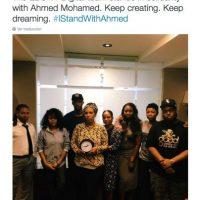 La revista Ebony Magazine también mostró su solidaridad con el adolescente Foto:Twitter.com