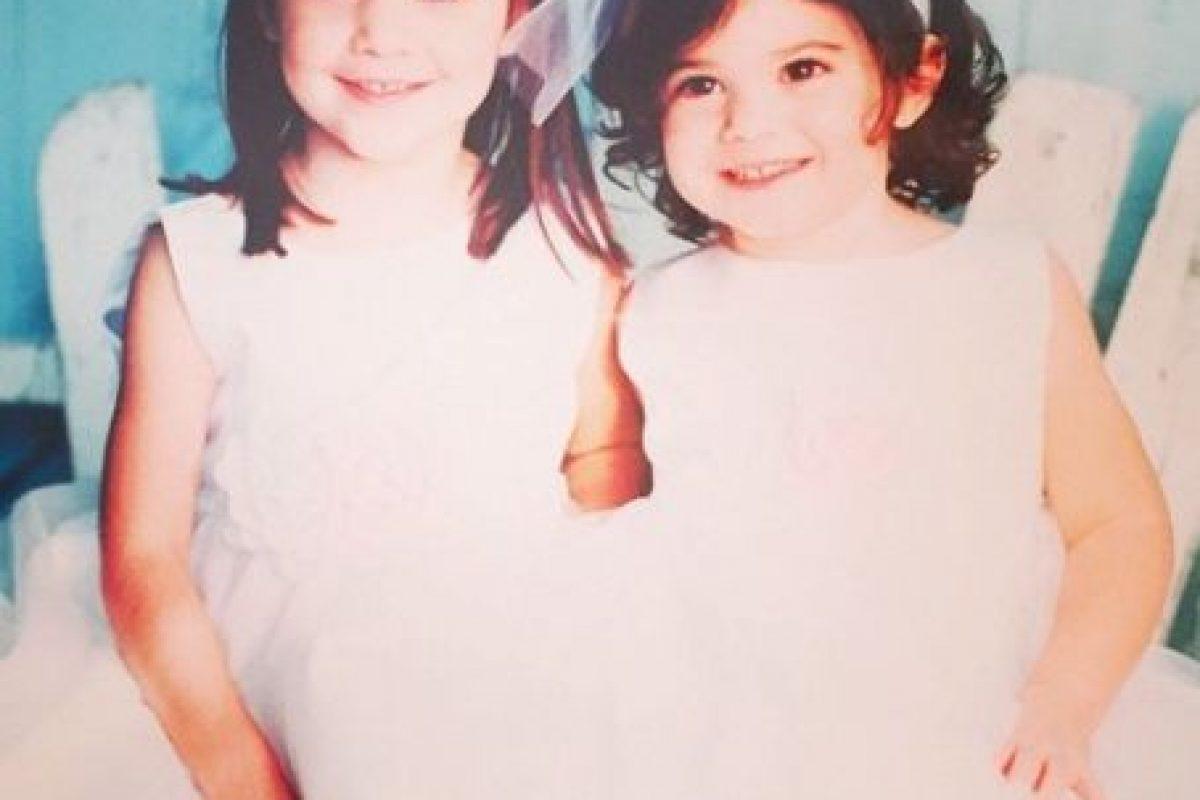 Y se convirtieron en padres de Kendall y Kylie Jenner. Foto:vía instagram.com/kendalljenner