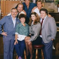 Así se veían los protagonistas en la producción de 1982. Foto:IMDB