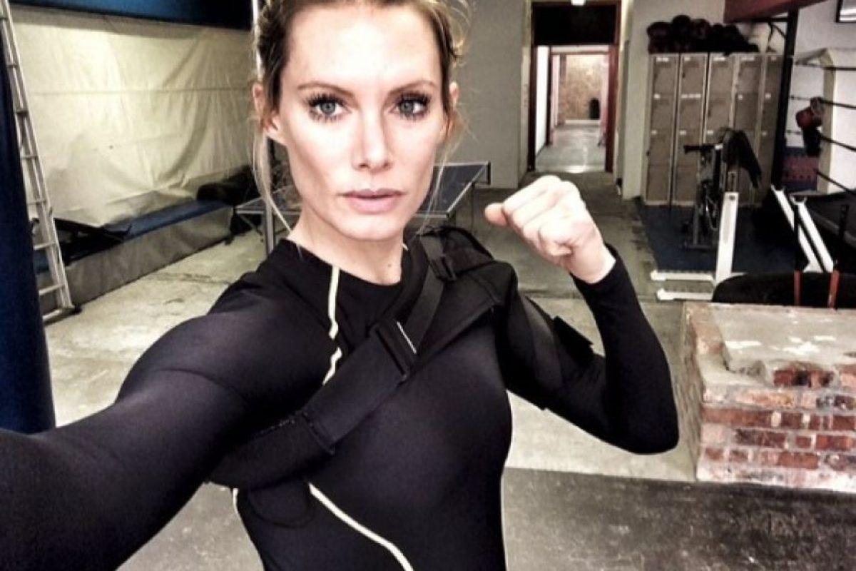Olivia Jackson es una actriz experta es escenas de riesgo Foto:vía instagram.com/olivia_stunts