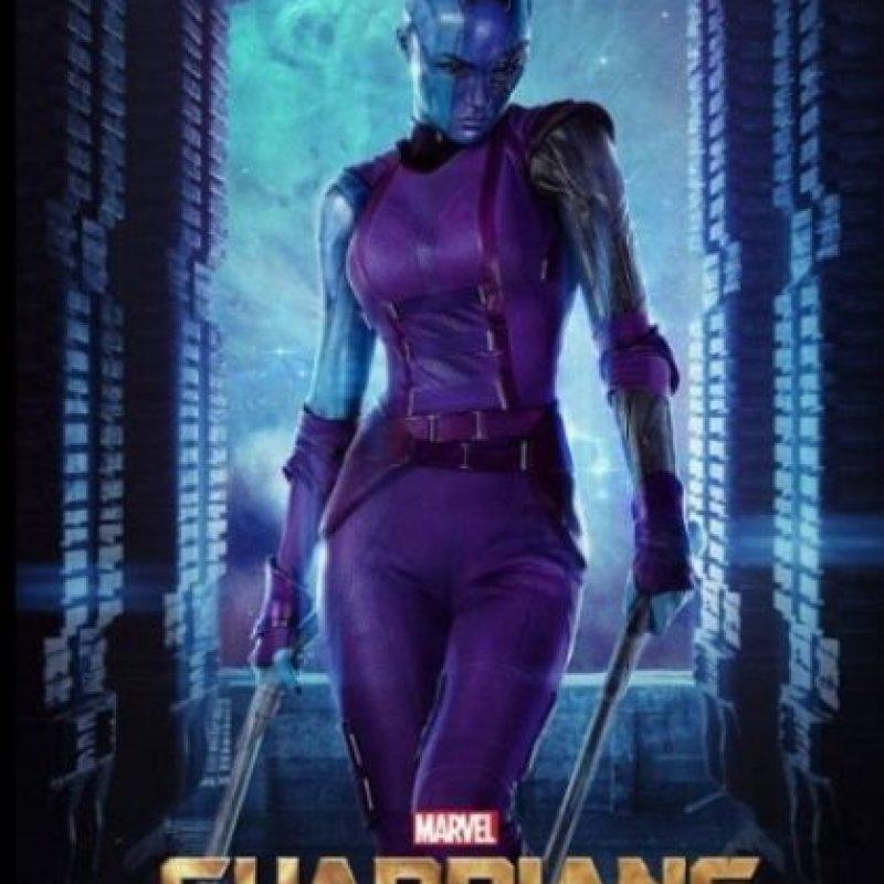 """Ha colaborado como doble de Charlize Theron, Rosie Huntington-Whiteley y Karen Gillan, en la cinta """"Guardianes de la Galaxia""""."""