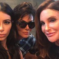 Kim Kardashian, Kris Jenner y Caitlyn Jenner en la actualidad Foto:vía instagram.com/kimkardashian