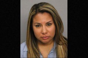 Tanya Ramírez, de 31 años: Se le reconoció en un video sexual por un tatuaje de 20 centímetros Foto:Nueces County Jail