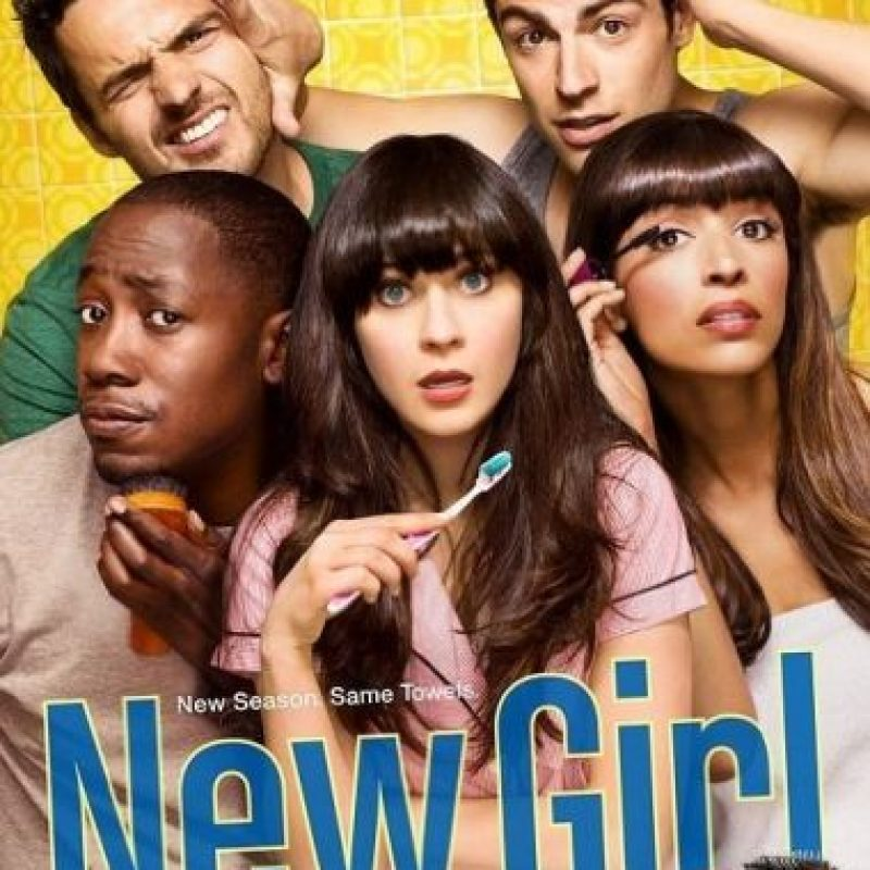 """New Girl"" Foto:IMDb"