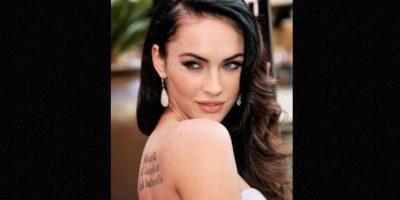 Fox comenzó su carrera como actriz en la televisión Foto:Getty Images