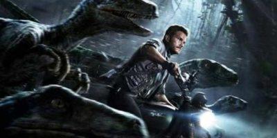17. Un manejador de los velociraptors cae de espaldas y se levanta como si nada. Foto:Universal Pictures