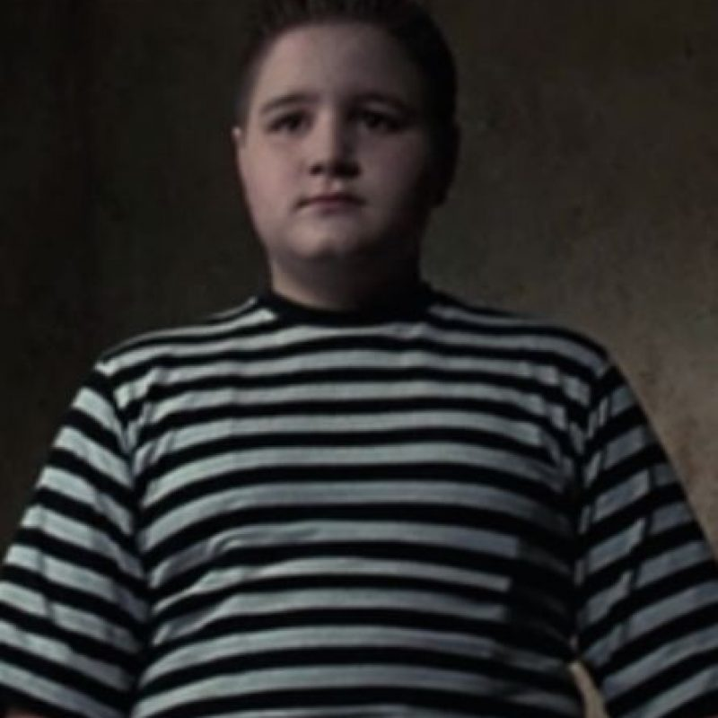 """Mejor conocido como """"Pugsley Addams"""" en as películas de """"Los Locos Adams"""" Foto:vía twitter.com"""