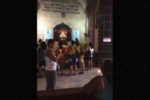 Fue en 1998 durante el viaje apostólico de Juan Pablo Segundo donde la coronó como tal Foto:Ivis M. Negrón Pérez