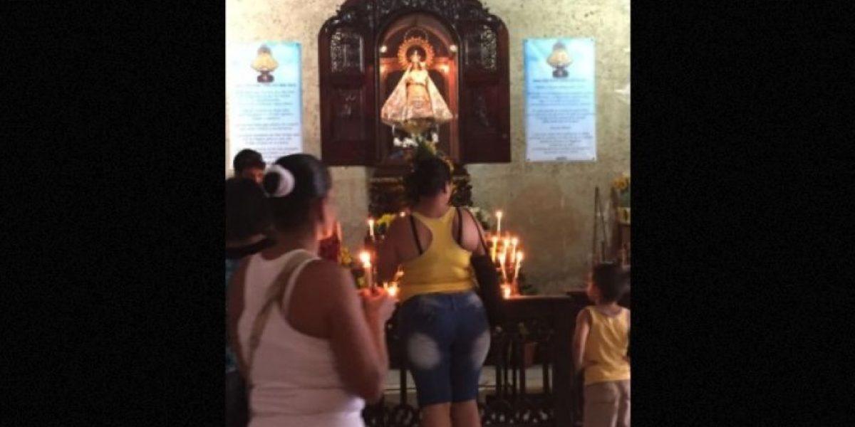 El Papa en Cuba: La visita al Santuario de la Virgen de la Caridad