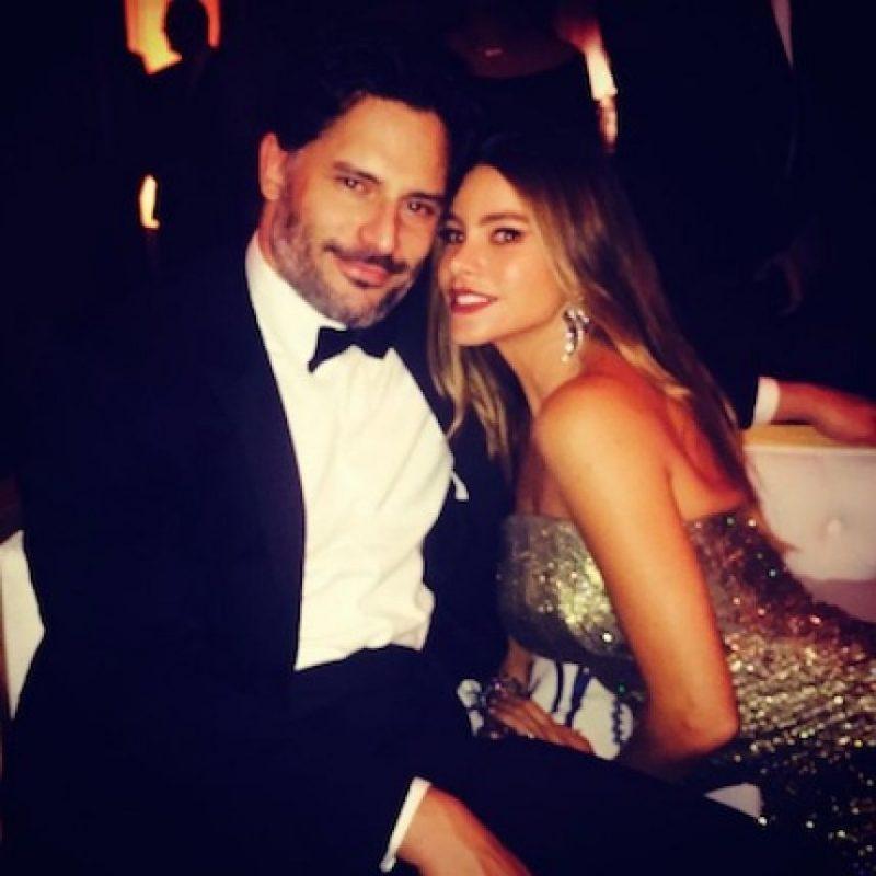Sofía Vergara y Joe Manganiello Foto:Instagram/SofiaVergara