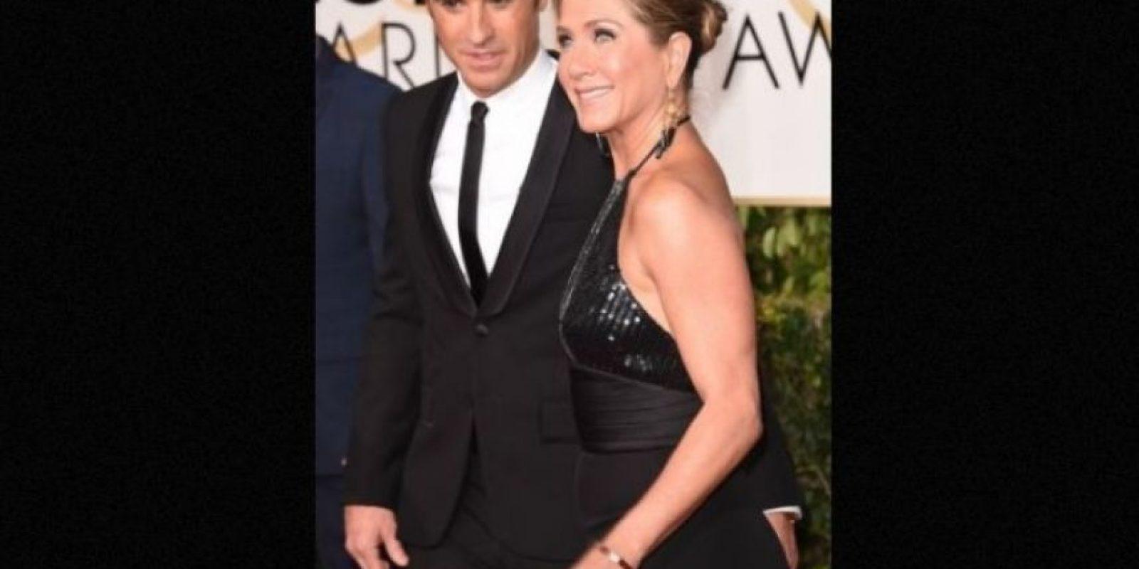 Sin embargo, no fue hasta tiempo después que Jennifer y Justin se enteraron de que tendrían gemelos. Foto:Getty Images