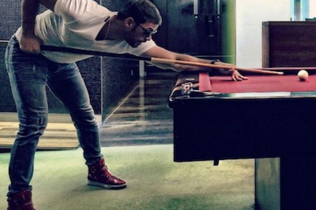 Levy actuará a lado de Ali Larter y Milla Jovovich Foto:Instagram/willevy