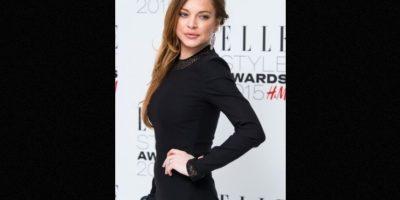 Lindsay Lohan ha peleado contra su adición a la marihuana y al alcohol Foto:Getty Images