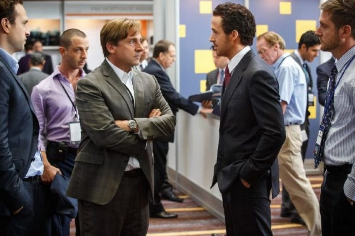 """Paramount Pictures ha lanzado el primer tráiler de la película """"The Big Short"""". Foto:YouTube/ParamountPictures"""