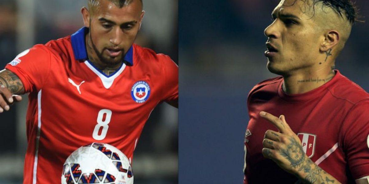 EN VIVO: Copa América: Chile vs. Perú, uno estará en la gran final